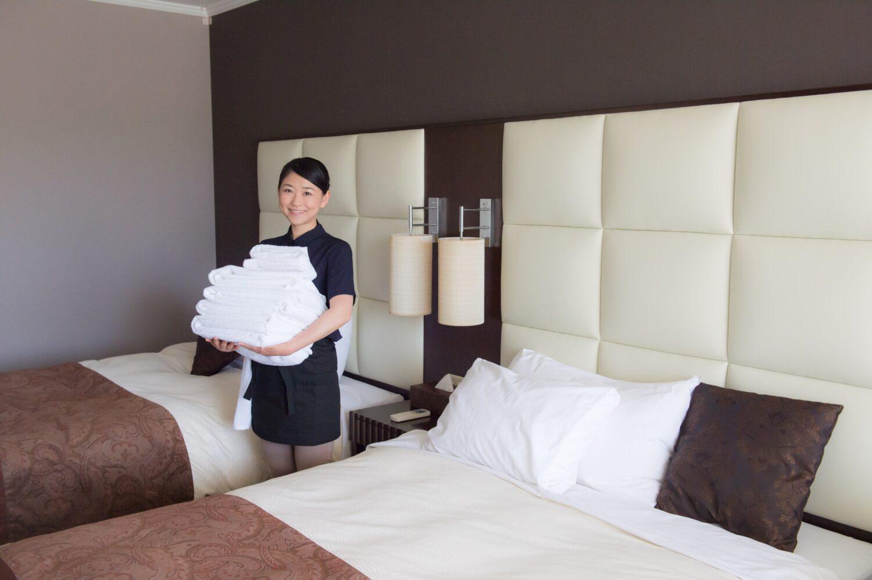 ホテル・旅館のホームページに必要なスタッフ写真