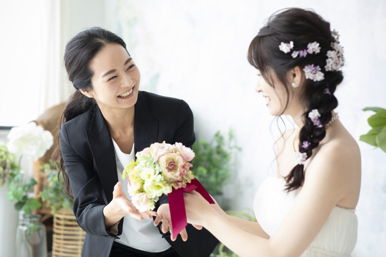 結婚式のプランの充実